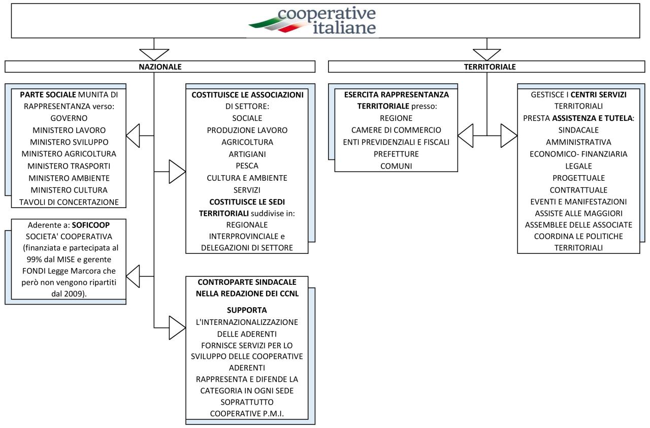 2018.07.16 SCHEMA COOPERATIVE ITALIANE